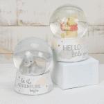 Disney Baby – Winnie the Pooh & Piglet Snow Globe