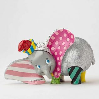 Disney Britto Dumbo Figurine – Medium