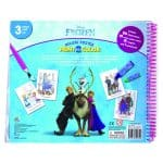 Disney Frozen Deluxe Poster Paint & Colour Book