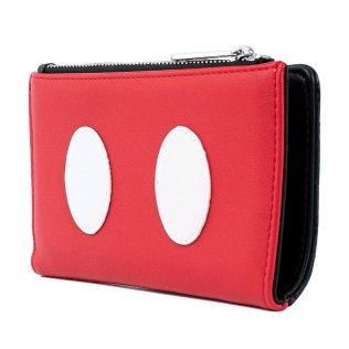 Loungefly Disney Mickey Mouse – Outfit Purse Bi-Fold Wallet