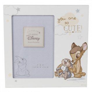 Disney Magical Beginnings Bambi: Photo Frame 'You Are So Cute'
