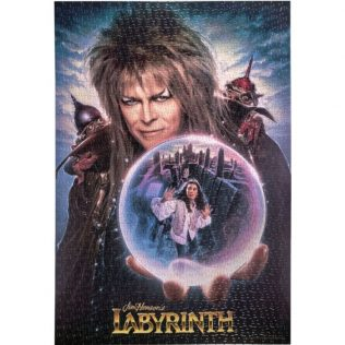 Labyrinth – Movie Poster Jigsaw Puzzle (1000 Pieces)