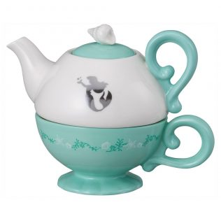 Disney The Little Mermaid Ariel Tea for One Set
