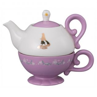 Disney Rapunzel Tea for One Set