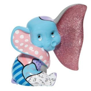 Disney Britto Baby Dumbo Medium Figurine