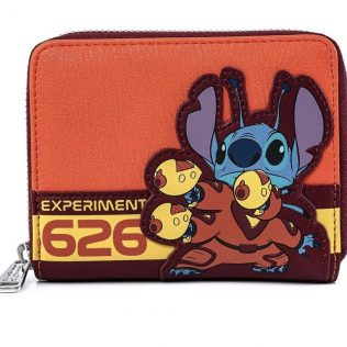 LILO AND STITCH – EXPERIMENT 626 LOUNGEFLY PURSE