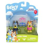 Bluey Friends Figure Pool Time Pack