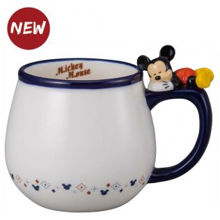 Disney Sleepy Mickey Mouse