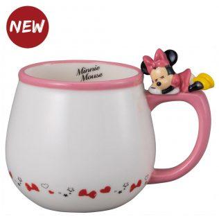 Disney Sleepy Mug Minnie Mouse