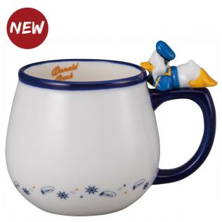 Disney Sleepy Mug Donald Duck