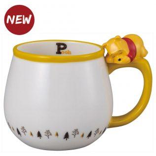 Disney Sleepy Mug Pooh Bear