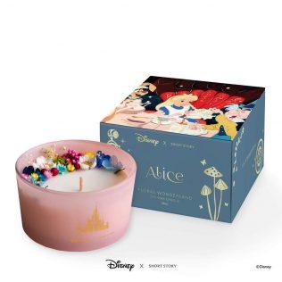 Disney Short Story Alice in Wonderland Candle