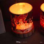 Disney X Short Story Mini Glass Lantern Alice In Wonderland