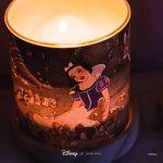 Disney X Short Story Mini Glass Lantern Snow White