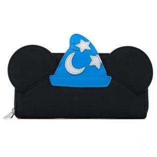 Disney Loungefly Fantasia Sorcerer Mickey Purse