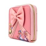 Disney Loungefly Cinderella Bow 70th Anniversary Wallet Purse