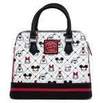 Disney Loungefly Sensational Six Crossbody Tote Bag