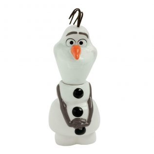 Disney Frozen Olaf Sculpted Ceramic Salt & Pepper Set