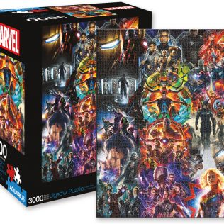 Marvel – MCU Collage 3000 Piece Puzzle