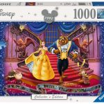 Ravensburger 1000pc Disney Moments 1991 Beauty and the Beast Jigsaw Puzzle