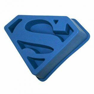 DC Superman Logo Silicone Cake Baking Tray