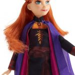 Disney Frozen 2 – Anna Fashion Doll in Long Red Hair & Movie Inspired Outfit