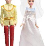 Disney Princess Cinderella and Prince Charming Royal Collection – Fashion Dolls