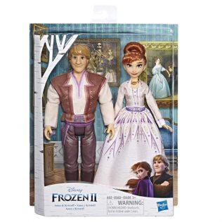 Disney Frozen 2 – Anna and Kristoff Fashion Dolls