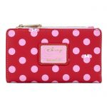 Loungefly Disney Mickey Mouse – Minnie Pink Polka Dot Purse