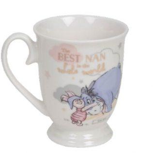 Disney Magical Beginnings Mothers Day Mug – Eeyore The Best Nan