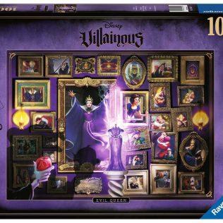 Ravensburger 1000pc Villainous Evil Queen Puzzle