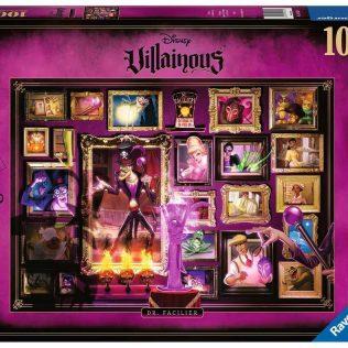 Ravensburger – Disney Villainous Dr. Facilier Puzzle 1000pc