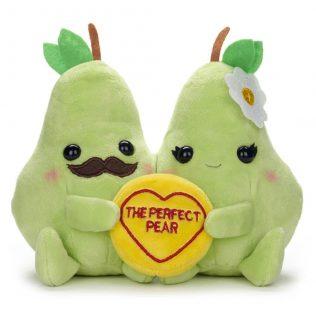 Swizzles Love Hearts Plush – The Perfect Pear Pear Couple