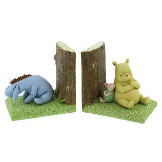 Disney Classic Pooh Bookends – Pooh Piglet and Eeyore