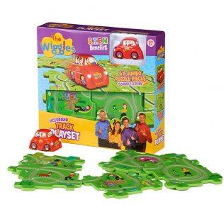 The Wiggles Motorised Puzzle Trackset