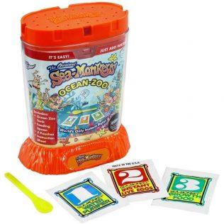 The Original Sea-Monkeys Ocean Zoo Orange