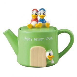 Disney Huey Dewey Louie Teapot