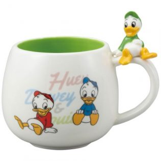 Disney Huey Dewey Louie Hug Mug