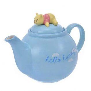 Disney Winnie the Pooh Blue Teapot