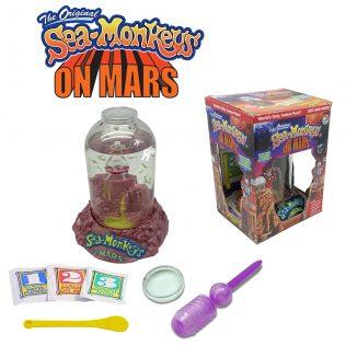 The Original Sea Monkeys on Mars