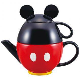 Disney Mickey Ears Tea for One Set