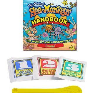 Sea Monkeys instant life Pack