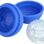 Star Wars Death Star Ice Cube Tray Maker & Chocolate Ball Mould