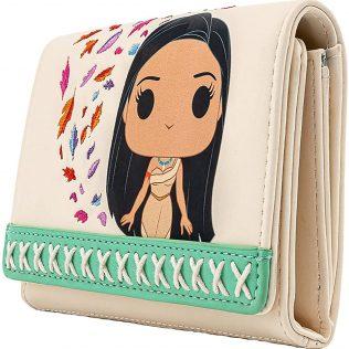 Loungefly Pocahontas Meeko Earth Day Wallet