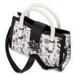 """Mickey Mouse – Steamboat Willie 11"""" Faux Leather Crossbody Bag"""