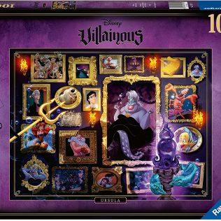 Ravensburger Villainous Ursula 1000pc Jigsaw Puzzle