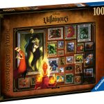 Ravensburger Puzzle 1000pc – Disney Villainous Scar