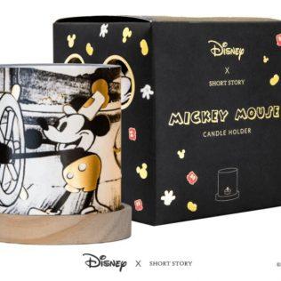 Disney x Short Story Votive Candle Holder – Mickey